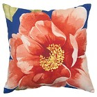 Outdoor Pillow - Coral Flower - Threshold™