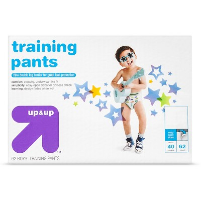 Boys Training Pants Giga Pack Size 3T-4T (62 ct) - up & up™