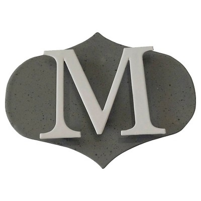 Threshold™ Screen Décor Monogram M