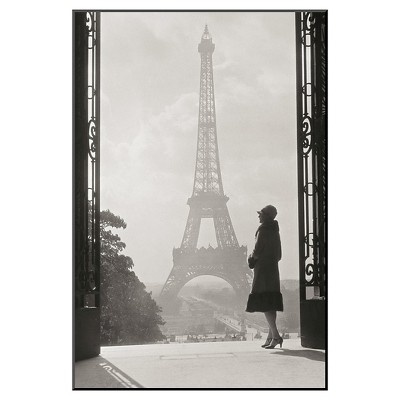 Art.com Paris 1928 - Mounted Print