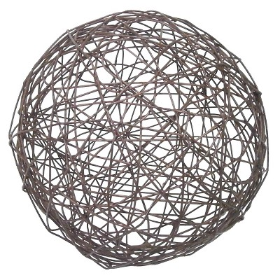 "12"" Wire Garden Orb - Threshold™"