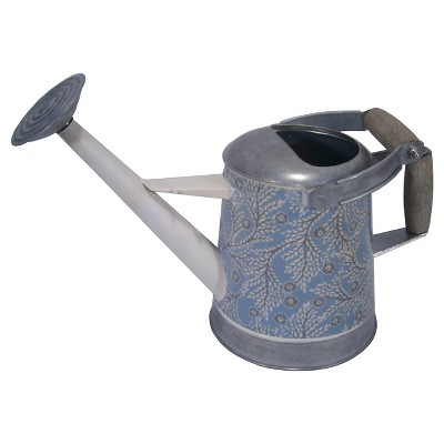 Threshold™ Galvanized Patterned Watering Can