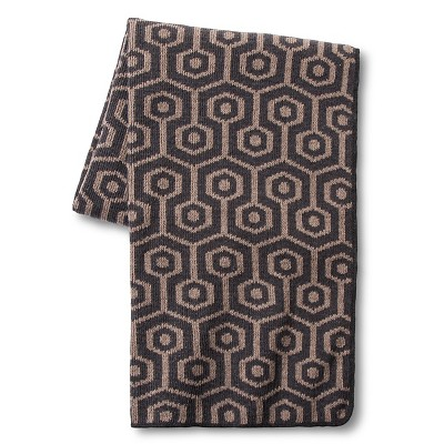In2Green for Target Recycled Cotton Throw - Hemp Geo