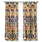 Mudhut™ Zaayan Geo Drape Curtain Panel