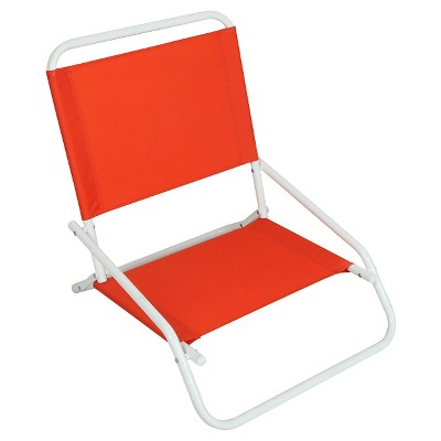 Sand Beach Chair Coral
