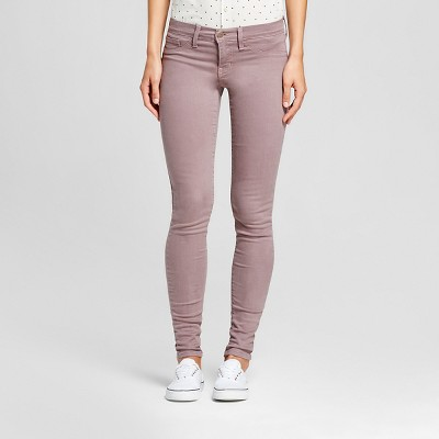 Women's Mid Rise Skinny Jean - Vervet by Flying Monkey 24