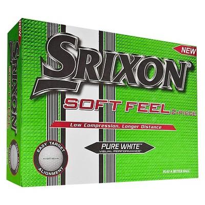 Srixon Soft Feel Golf Balls 12pk