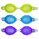 Swimways Fish Face Guppy Goggle - Assorted Colors