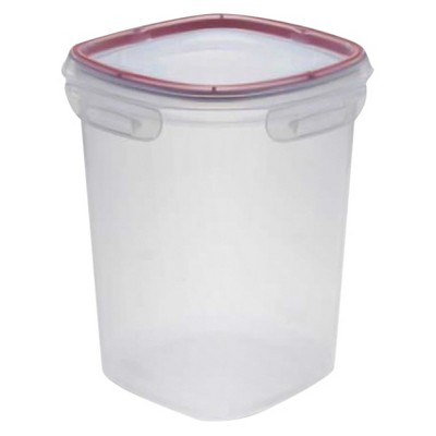 Rubbermaid Lock-its Food Storage Canister, 15 Cup