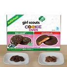 Girl scouts® Cookie Oven Deluxe Refill Kit - Thin Mints and Chocolate Peanut Butter