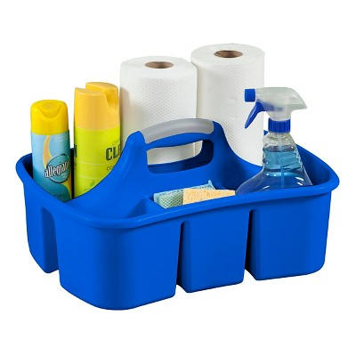 Sterilite Cleaning Tool Holders Blue 6