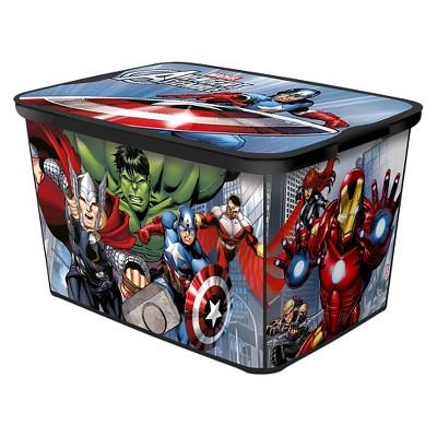 Marvel Avengers Decorative Storage Bin Large