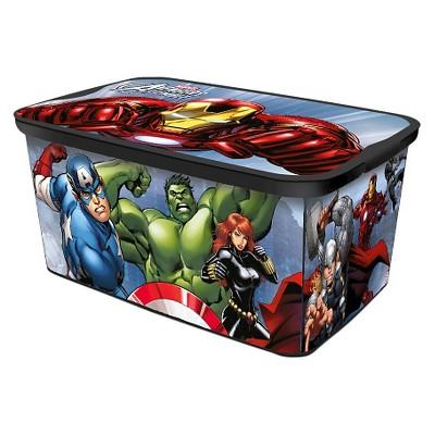 Marvel Avengers Decorative Storage Bin Small