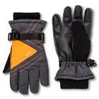 Boys' C9 Champion® Fleece Lined Gloves - Orange/Grey