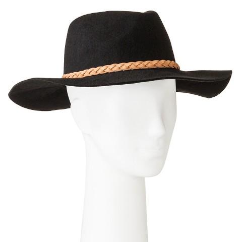 s fedora hat black merona target