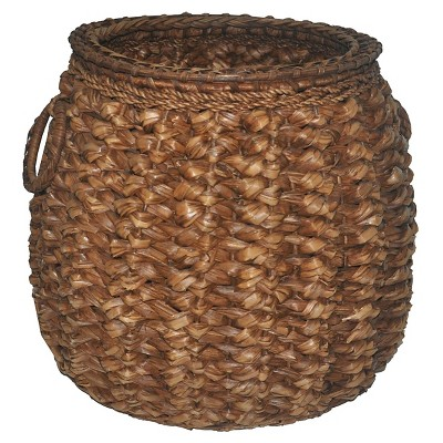 Dark Weave Basket - Large - Threshold™