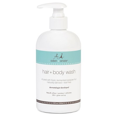 Aden+Anais mum + bub Hair + Body Wash - 12oz