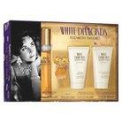 Women's Elizabeth Taylor White Diamonds 4 pc Fragrance Set