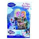 Disney Frozen Storybook Pillow - A New Reindeer Friend