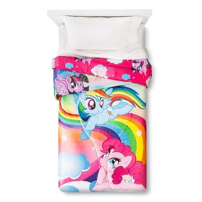 My Little Pony® Comforter (Twin) - Multicolor