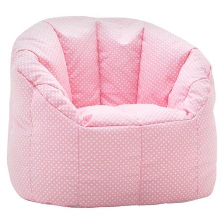 Kids Bean Bag Chair Fun Pink Target