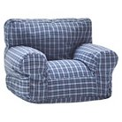 Kids Bean Bag Chair Classic Navy - Big Joe