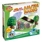 Small World Toys Solar Science AM/FM Radio
