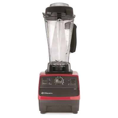 Vitamix Certified Reconditioned Standard Blender in Red