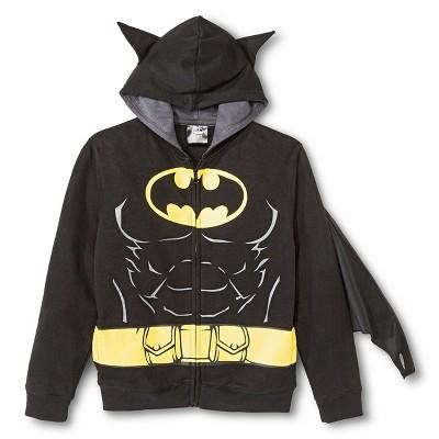 Boys' Hooded Sweatshirt Batman XS