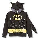 Boys' Hooded Sweatshirt Batman