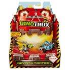 Dinotrux Revvit & Turtool Die-cast 2-Pack