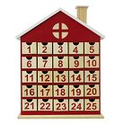 Threshold Wood House Advent Calendar