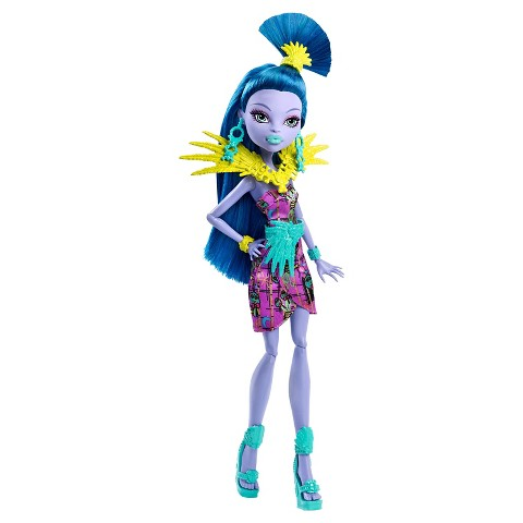 Monster high ghouls getaway jane boolittle doll product details page