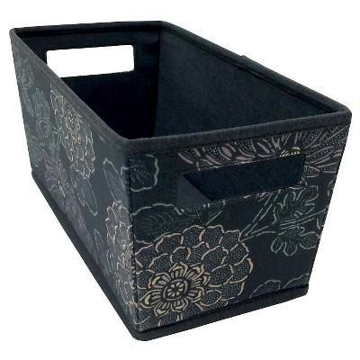 itso  Fabric Quarter Bin - Floral Print