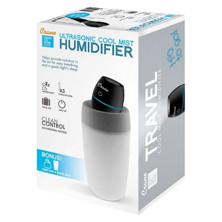 Travel Size Humidifier Review