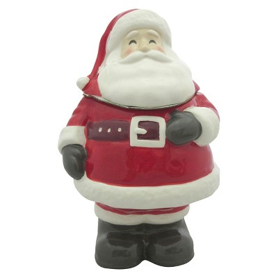 Threshold™ 1 piece santa cookie jar