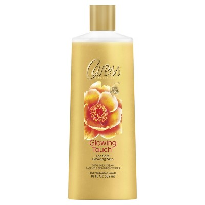 Caress Glowing Touch Body Wash 18 oz