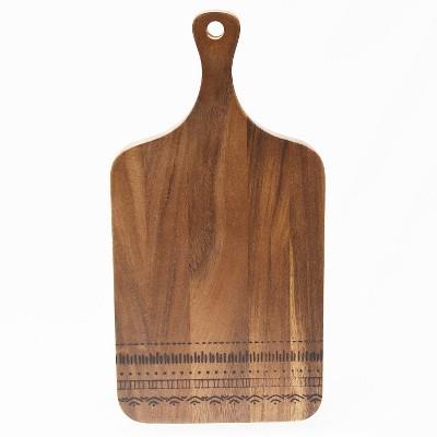 Threshold Large Wood Paddle