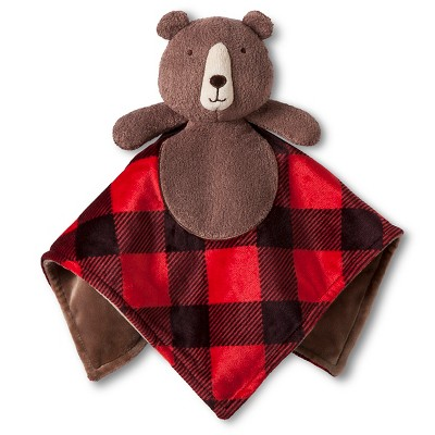 Security Blanket - Holiday Bear