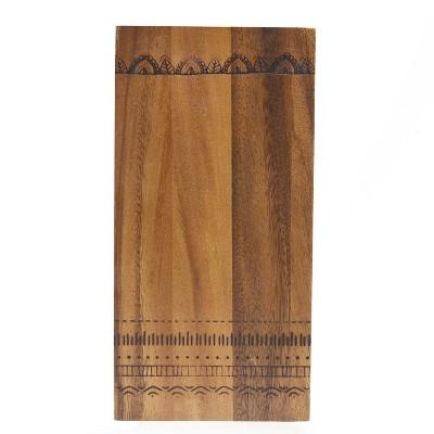 Threshold Small wood Board