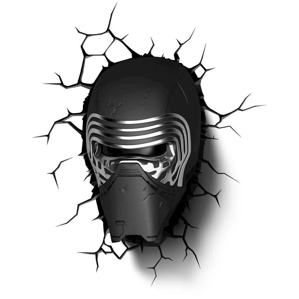 Star Wars Lead Villain Kylo Ren, Multi-Colored