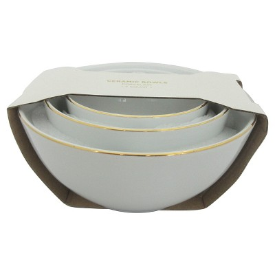 Threshold™ 1 set nested serving bowl