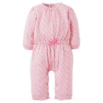 Just One You™Made by Carter's®  Newborn Girls' Bodysuit - Pink/Multi 12M