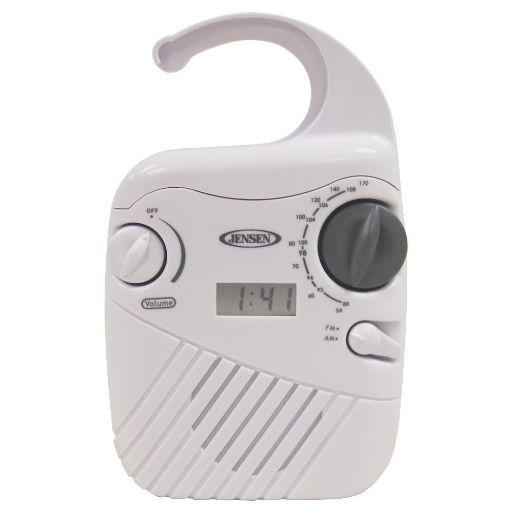 Upc 077283921339 Jensen Jwm 130 Am Fm Shower Radio