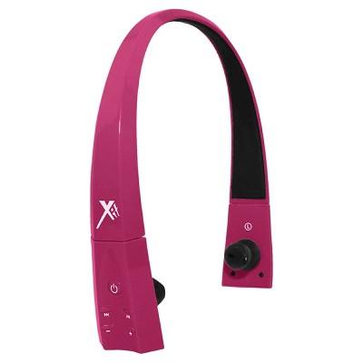 Xit Bluetooth Sound Jock Sports Headphones - Pink (HPXITSJPK)
