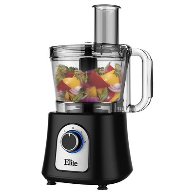Elite Platinum 12 Cup Food Processor