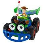 Disney-Pixar Toy Story Pull & Go Woody & RC Vehicle