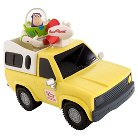 Disney-Pixar Toy Story Pull & Go Buzz & Pizza Planet Truck