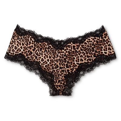 Women's Micro with Lace Cheeky Hipster Multi-Colored L - Gilligan & O'Malley™