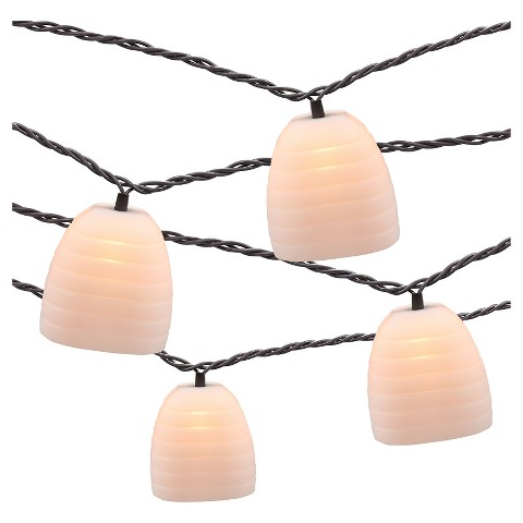 10ct Decorative String Lights-Silicone Cover - T... : Target
